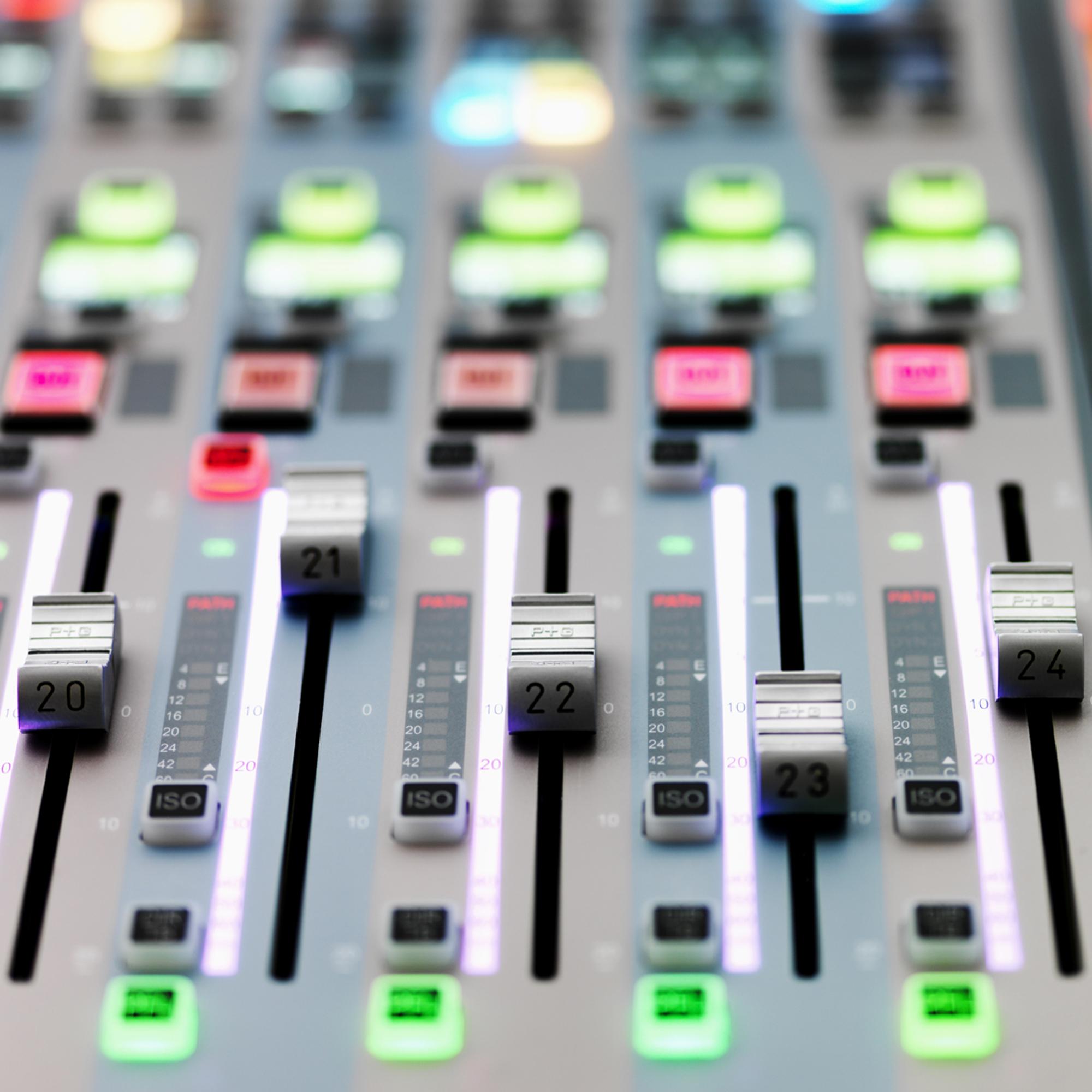 Design Opps Audio Controls