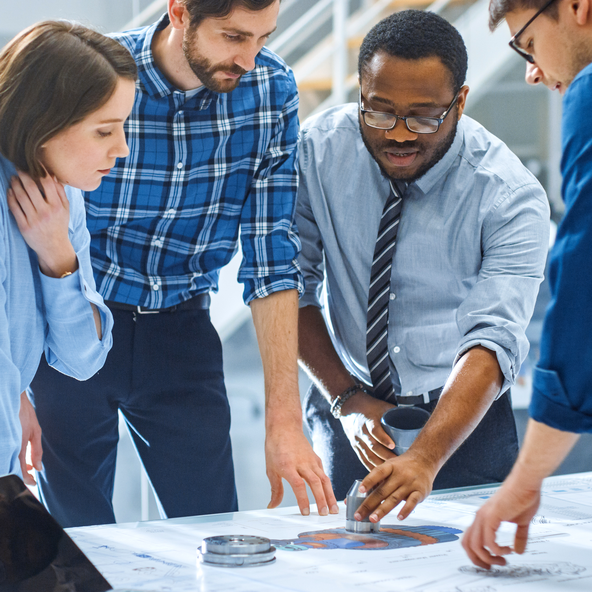Design Opps Team Discussion